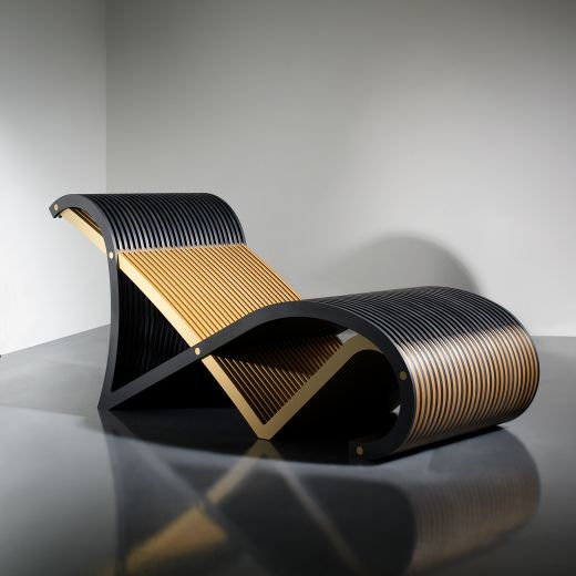 Sunergy Chair by Buzz Yudell