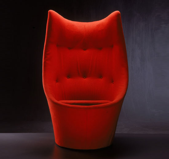 Talking Chair by Grant and Mary Feather</a srcset=
