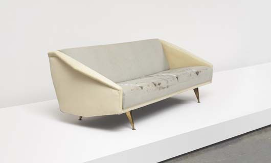 Diamond Sofa by Gio Ponti