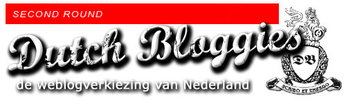 Dutch Bloggies Second Round
