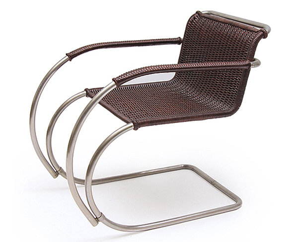 MR 20 Cantilever Chair by Ludwig Mies van der Rohe