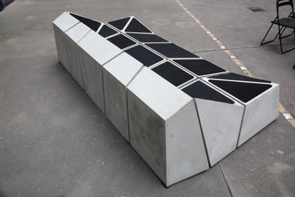 Sitz Beton 01