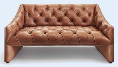 Burnham Sofa by Edward Burnham Tuttle