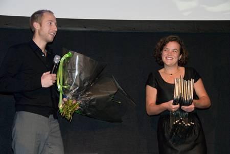 Joost van Noort and Maartje Nuy