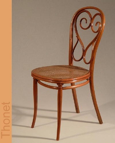 And Has Following Observation: The Chair Thonet Designed For Café ...