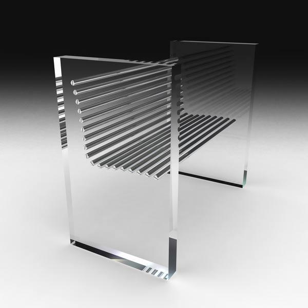 Ice Chair by Baita Design Chairblog