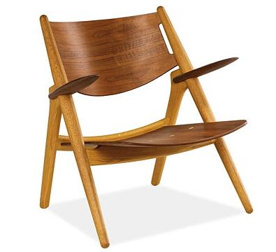 Saw Buck Chair by Hans Wegner