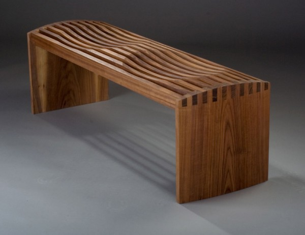 Furniture Society And The Siblings Bench By Libby Schrum