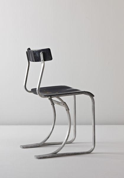 Chair WB 301 By Marcel Breuer