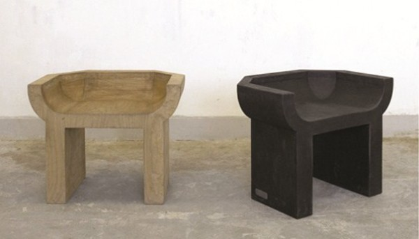 Chairs by Rick Owens 3