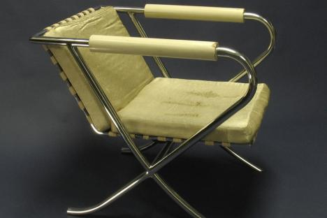 Easy Chair by J.J.P. Oud