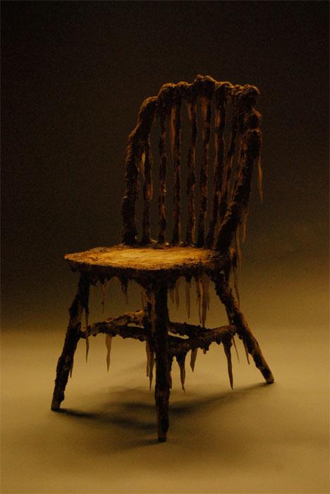 halloween chair by Hongtao Zhou