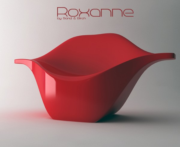 Roxanne Chair By Sand and Birch