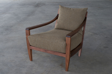 Low Lounge Chair by Matthew Hilton