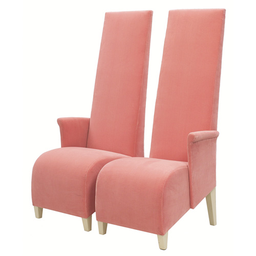 Miss Paramount Armchairs By Philippe Starck