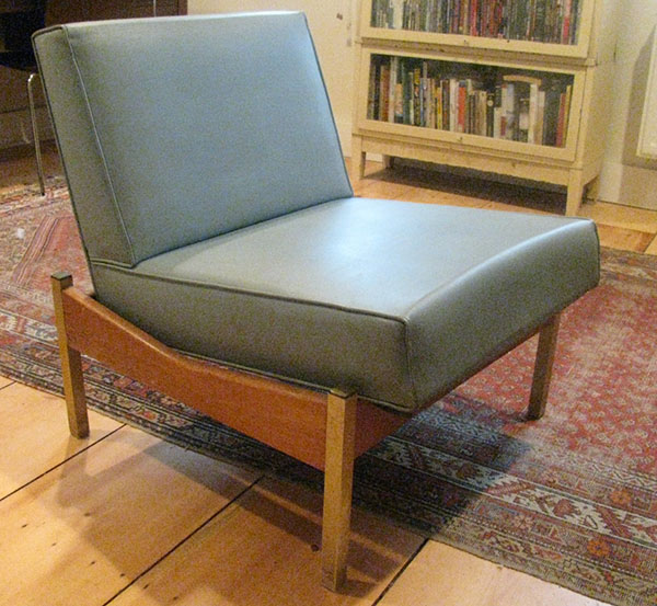 Nix Design Stoelen.Mid 50ies Thonet Mystery Easy Chair Solved Chairblog Eu