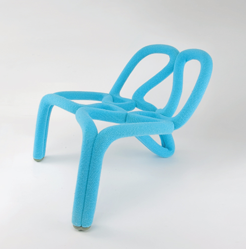 Tube Chair by Erik Stehmann
