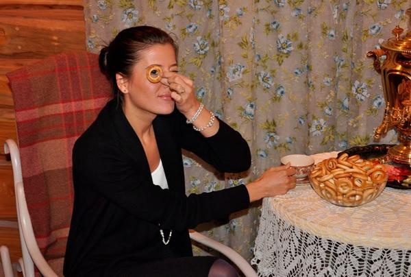 Julia Osovskaya at Chairblog