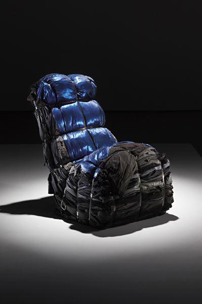 Rag Chair by Tejo Remy
