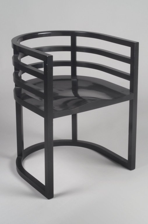Armchair by Richard Meier