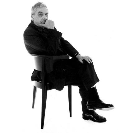 Asymmetric Chair with Stefan Wewerka himself