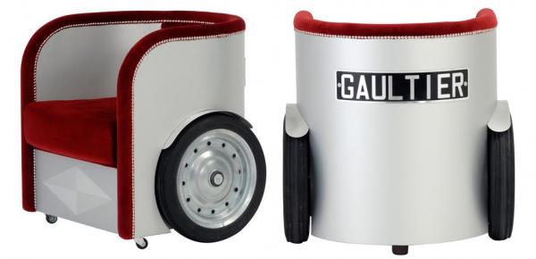 'Ben Hur' Chair by Jean-Paul Gaultier