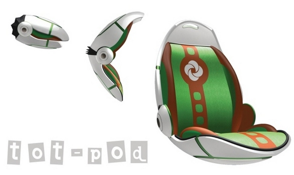 Tot Pod by Samsonite