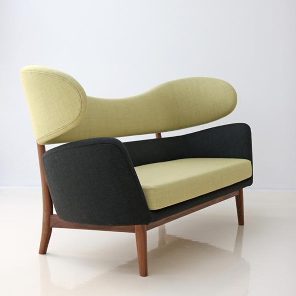 Baker Sofa by Finn Juhl