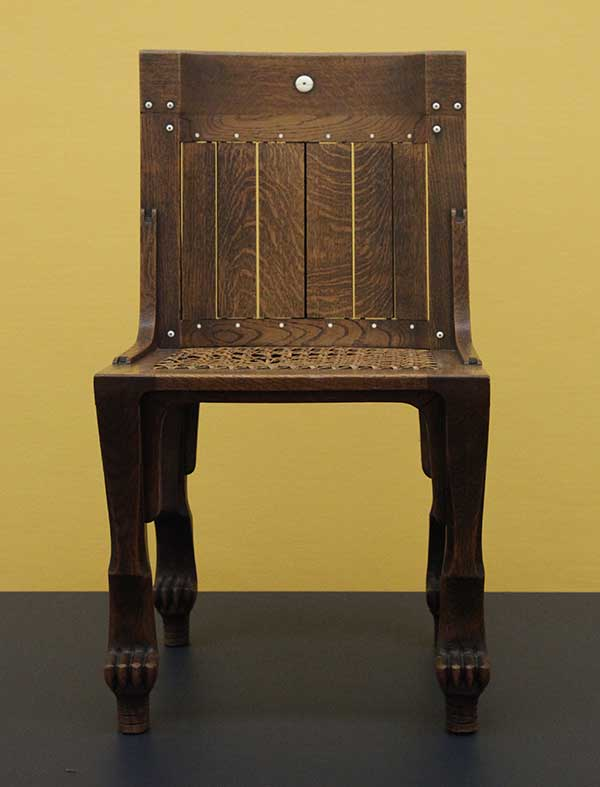 Chairs By Hendrik Petrus Berlage (1)