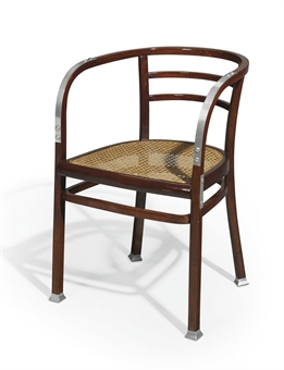 Otto Wagner Armchair NYC Christies