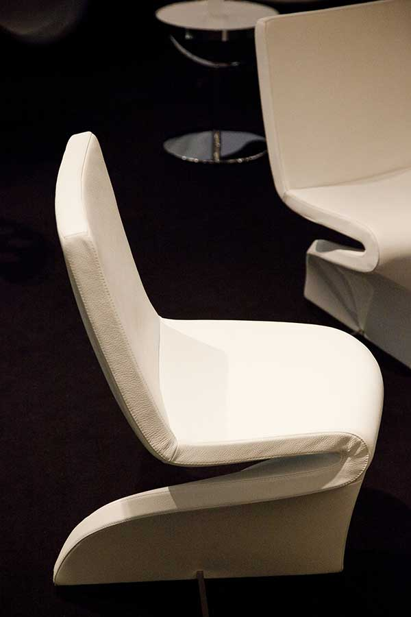 Twist Chair by Stefan Heiliger Photo by Chair Blog