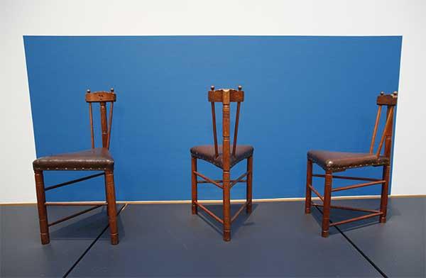 3 Legged Chair By Berlage