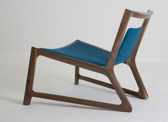 Amore Mio Chair by Jon Goulder side