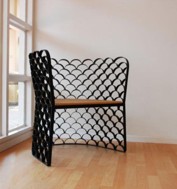 Koi Chair by Jarrod Lim