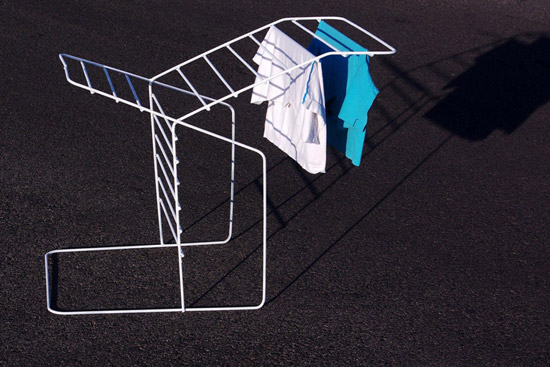 Laundry Chair by Guillem Feran