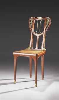 Lilly Chair by Louis Majorelle