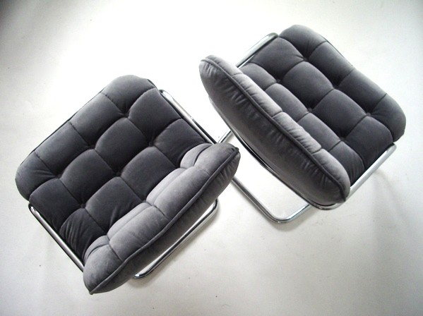 Storm Chairs for Airborne International 2