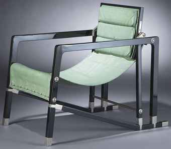Transat Lounge Chair by Eileen Gray