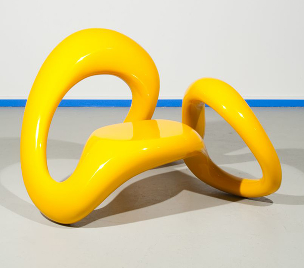 loopy chair by phillip grass