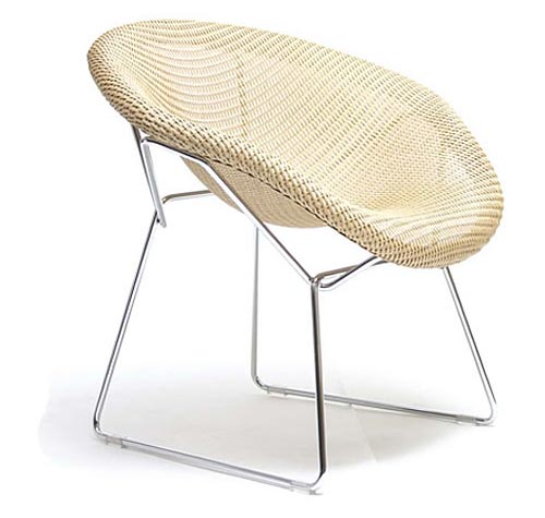 Mono Chair by Nancy Beckham and Jane Issa