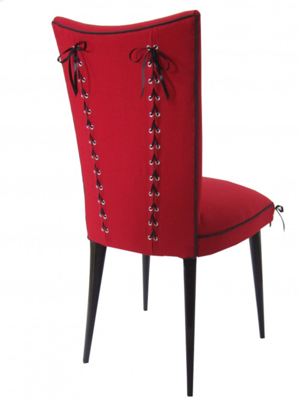 Corseted Chair by Aiveen Daly