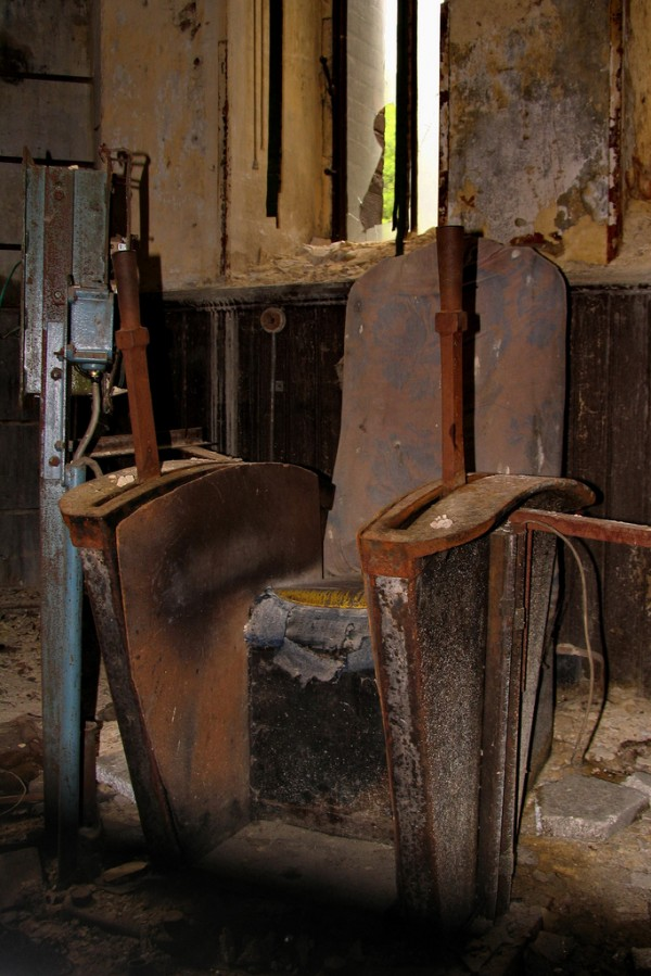 Hasard Cheratte Chair via X-itje