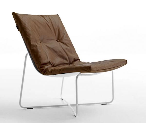 Low Chair lc03 by Maarten van Severen