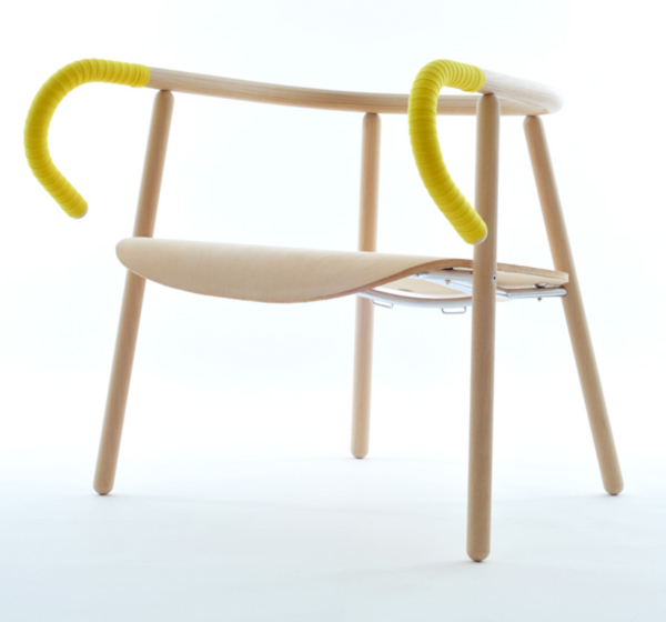 Tour Chair by Rui Alves