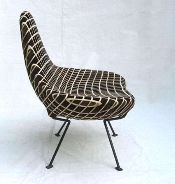 Bantam Chair by Ryan Dart Side