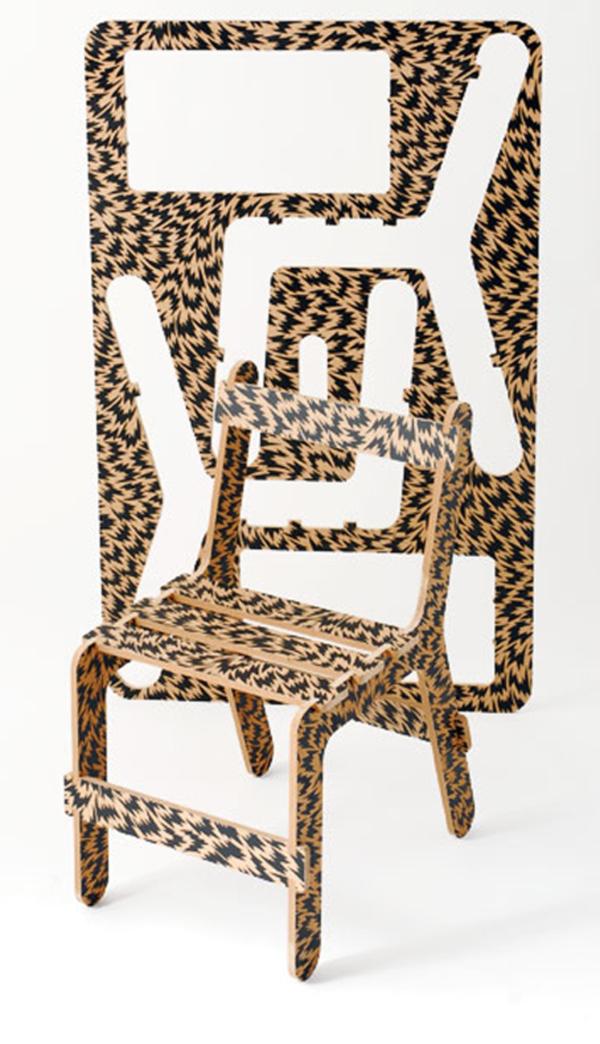 Chair Fix by Ben Wilson