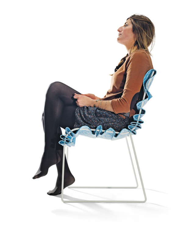 Curly Chair by Velichko Velikov