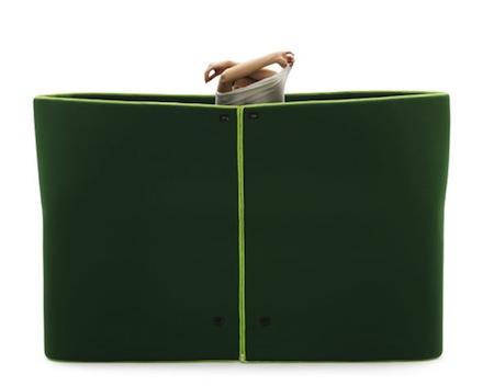 Sosia Convertible Sofa by Emanuele Magini 4