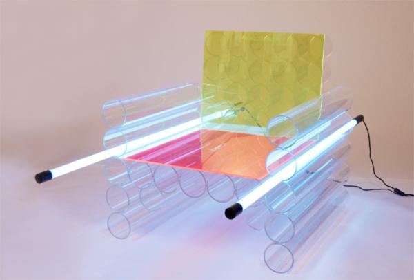Armchair Interlux by Manfred Kielnhofer