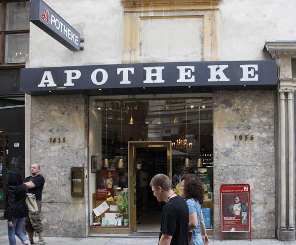 Apotheke Zum Goldene Hirschen